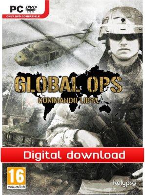Global Ops: Commando Libya til PC