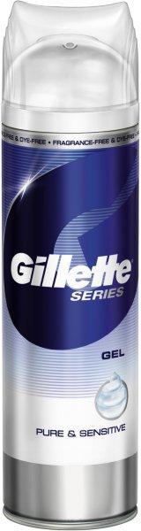 Gillette Sensitive Gel 200ml