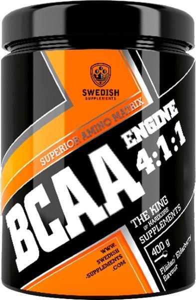 Swedish Supplements BCAA Engine 4:1:1 400g
