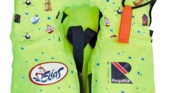 Test: Regatta Elias Soft Redningsvest 15-30 Kg