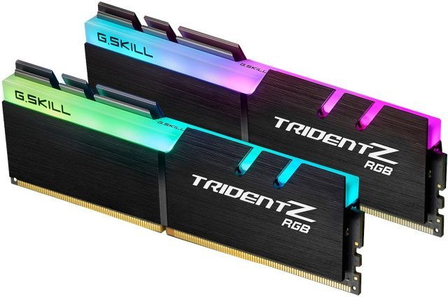 G.Skill Trident Z RGB DDR4 3200MHz CL15 32GB (2x16GB)