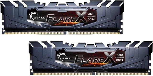 G.Skill Flare X DDR4 2400MHz 16GB