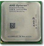 HP Hewlett Packard Enterprise AMD Opteron 2435 2,60GHz seks kjerner 75-watts BL495c G6 prosessorsett (539805-B21)