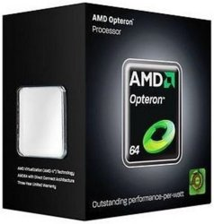 AMD Opteron 3320 EE Prosessor AM3+ Quad-Core