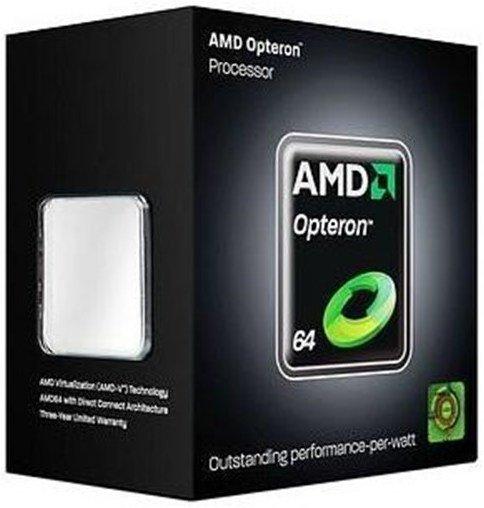 AMD Opteron 3320 EE Prosessor AM3+ Quad-Core