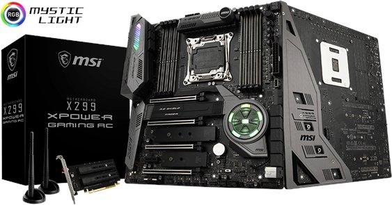 MSI X299 XPower Gaming