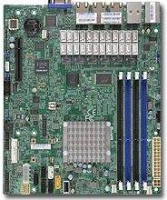 Supermicro Micro ATX SoC (MBD-A1SRM-LN7F-2758-O)