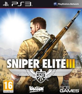 Sniper Elite III til PlayStation 3