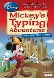 Disney Mickey's Typing Adventure til PC