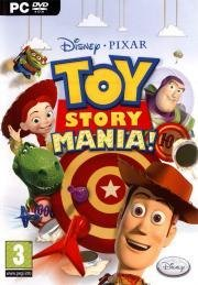 DisneyPixar Toy Story Mania! til PC