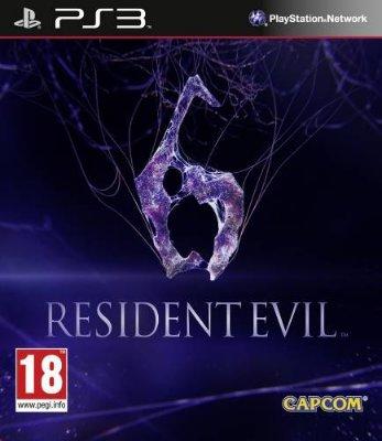 Resident Evil 6  til PlayStation 3