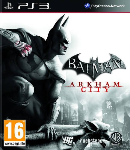 Batman: Arkham City til PlayStation 3