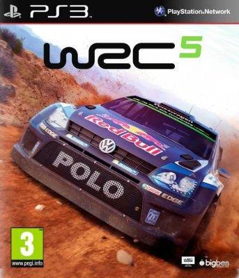 WRC 5 til PlayStation 3