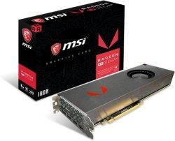 MSI Radeon RX Vega 64 Silver Limited Edition