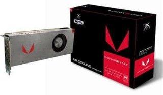 XFX Radeon RX Vega 64 Silver Limited Edition