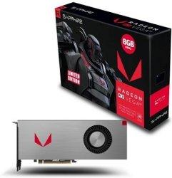 Sapphire Radeon RX Vega 64 Silver Limited Edition