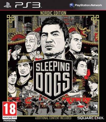 Sleeping Dogs til PlayStation 3