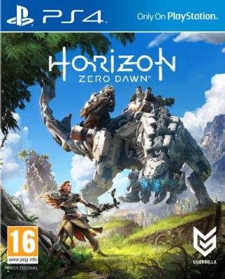 Horizon Zero Dawn til Playstation 4