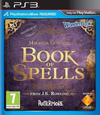 Wonderbook: Book of Spells til PlayStation 3