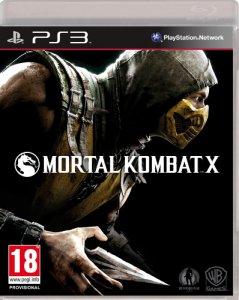 Mortal Kombat X til PlayStation 3