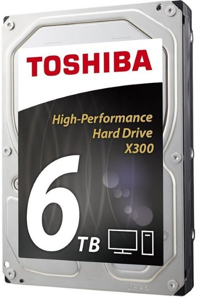 Toshiba X300 6TB