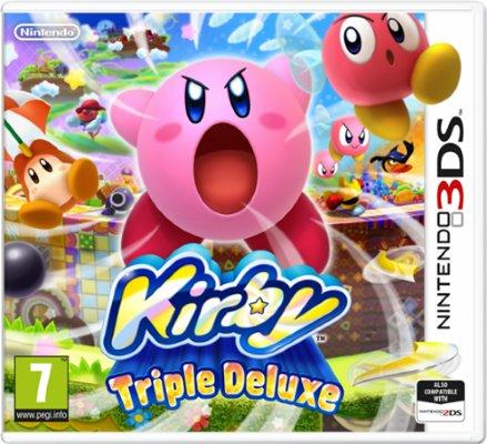 Kirby: Triple Deluxe til 3DS