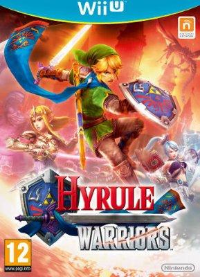 Hyrule Warriors til Wii U