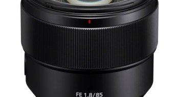 Test: Sony FE 85mm f/1.8