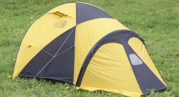 Test: The North Face VE 25