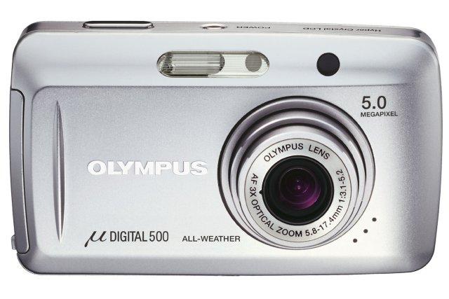 Olympus µ Digital 500