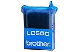 Brother LC-50C Cyan