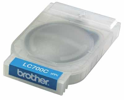 Brother LC-700C Cyan