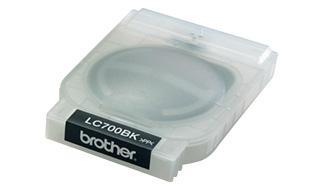 Brother LC-700BK Svart