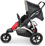 Beemoo Duo Jogger Lux Duovogn