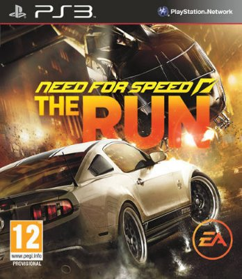 Need for Speed: The Run til PlayStation 3