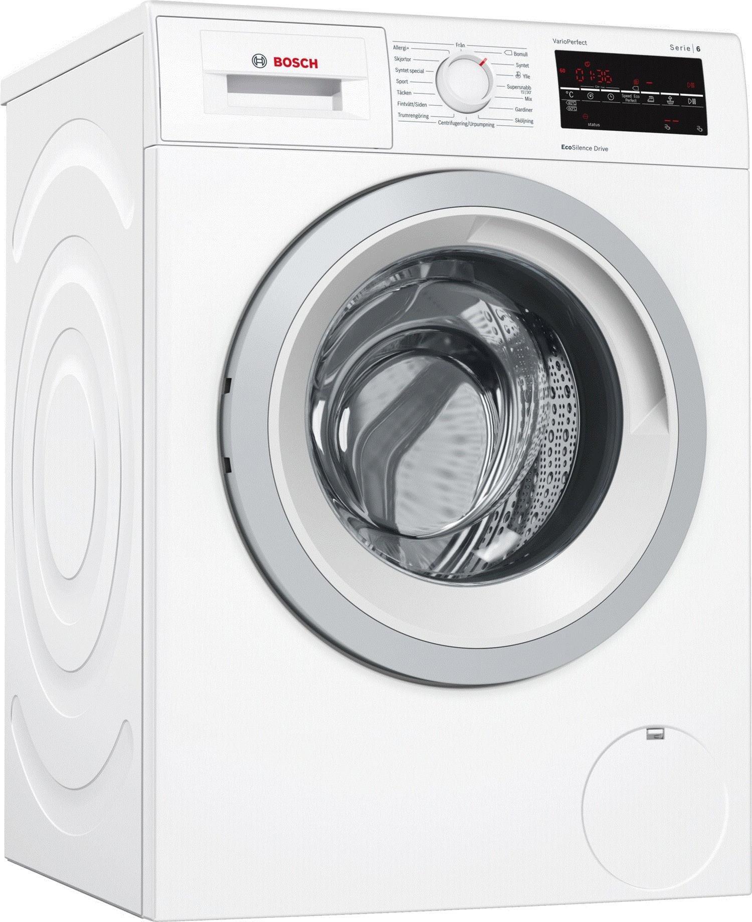Bosch WAT2849MSN vaskemaskin Kjøp billig