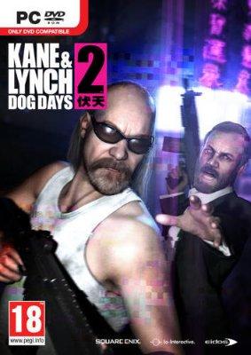 Kane & Lynch 2: Dog Days til PC