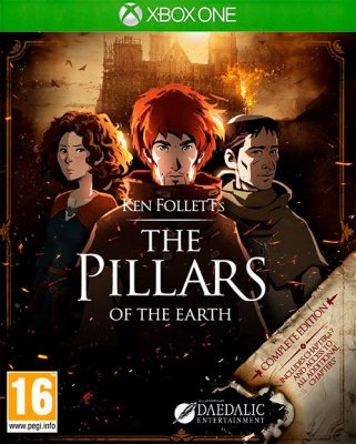 Pillars of the Earth til Xbox One