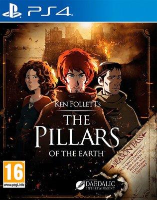 Pillars of the Earth til Playstation 4