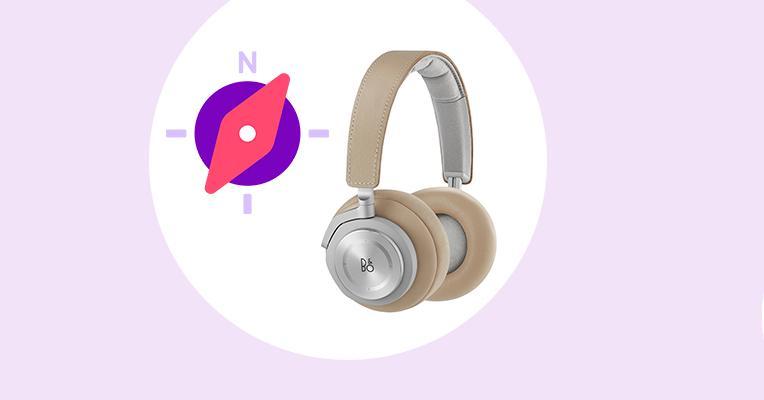 Trådløse hodetelefoner med aktiv støydemping Samletest