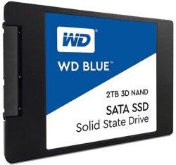 Western Digital Blue 3D NAND SSD 2TB