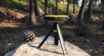 Test: Vuze 3D 360 VR
