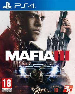 Mafia III til Playstation 4