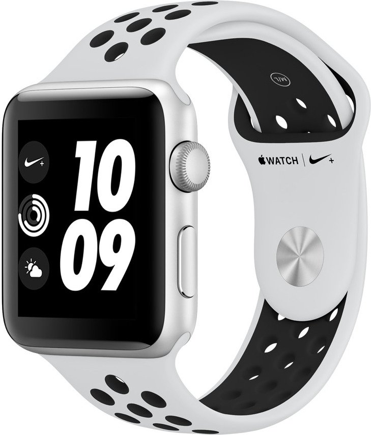 Apple Apple Watch Nike+ Series 3 | GPS | 38mm | Space Gray Aluminum Case with AnthraciteBlack Nike Sport Band