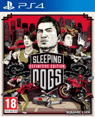 Sleeping Dogs: Definitive Edition til Playstation 4