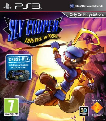 Sly Cooper: Thieves in Time til PlayStation 3