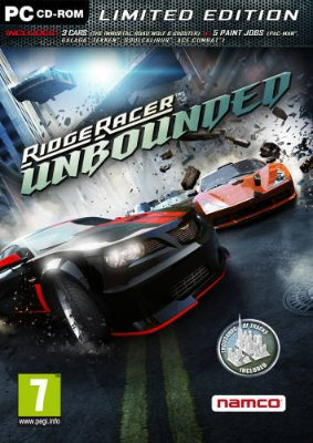 Ridge Racer Unbounded til PC