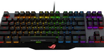 Test: Asus ROG Claymore Core