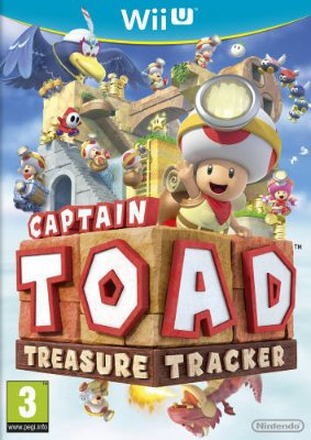 Captain Toad: Treasure Tracker til Wii U