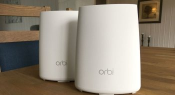 Test: Netgear Orbi RBK40 AC2200 tri-band WiFi Starter Kit